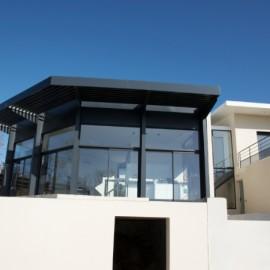 Maison d'architecte à Verdelais