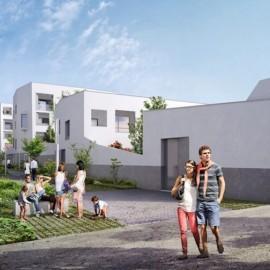Le Bouscat Collection - Appartement avec 3 chambres, terrasse, jardin et 2 parkings