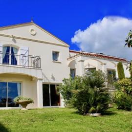 Maison contemporaine avec vue, Agen Hermitage, 3 chambres, terrain de 118 m2