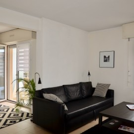 Bordeaux Saint-Seurin, Appartement avec ascenseur, parking et terrasse 45 m2