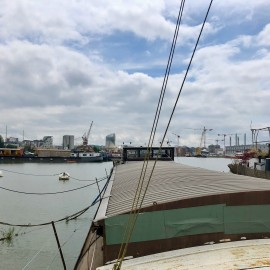 Péniche à réaménager - Bordeaux Bassins à flot