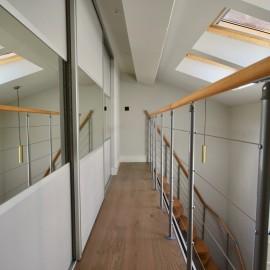 Loft avec ascenseur et garage, Bordeaux Saint-Michel