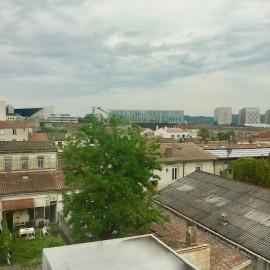 Appartement 2 chambres avec balcon et garage, Bordeaux Belcier