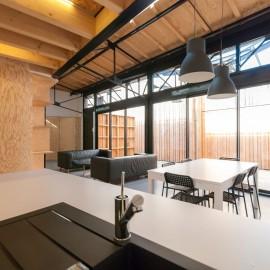 Loft en duplex avec patio, 3 chambres, 110 m2 Bordeaux Conservatoire - Gare Saint-Jean