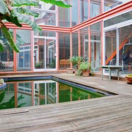 Bordeaux Chartrons - loft de 265 m2 avec terrasse et piscine