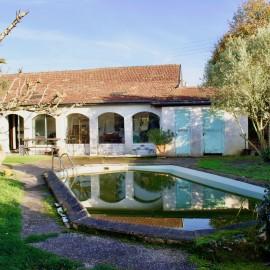 Maison à rénover sur parcelle de 720 m2 - Pessac Alouette