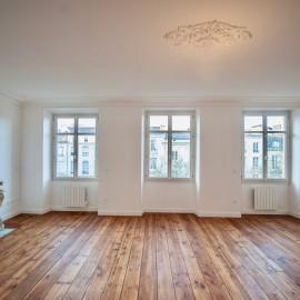Appartement rénové Bordeaux Triangle - 72 m2, 2 chambres