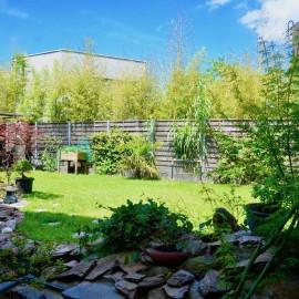 Bruges, appartement avec jardin, terrasse, garage, 2 chambres