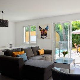Maison contemporaine de 98 m2 avec piscine, jardin, 4 chambres - Villenave d'Ornon Chambéry