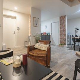 Duplex 65 m2 avec parking, Bordeaux Gustave Eiffel, Éligible Pinel.