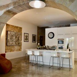 Bordeaux Chartrons, loft en duplex 228 m2, garage, patio, Tram, 5 chambres