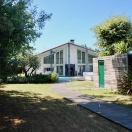 Eysines Montalieu, maison de 200 m2, 4 chambres, piscine, garage sur parcelle de 1 500 m2