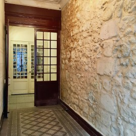 Maison bourgeoise avec garage et jardin, à rafraichir, Bordeaux Croix-Blanche