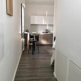 Ensemble immobilier locatif meublé, 2 appartements, Bordeaux Cité du Vin - Bacalan